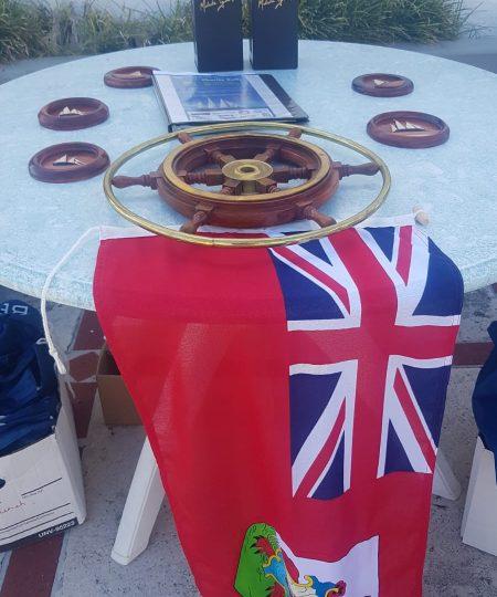 Bermuda Prizegiving handcrafted plaques