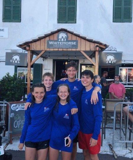 Spice Crew in Bermuda