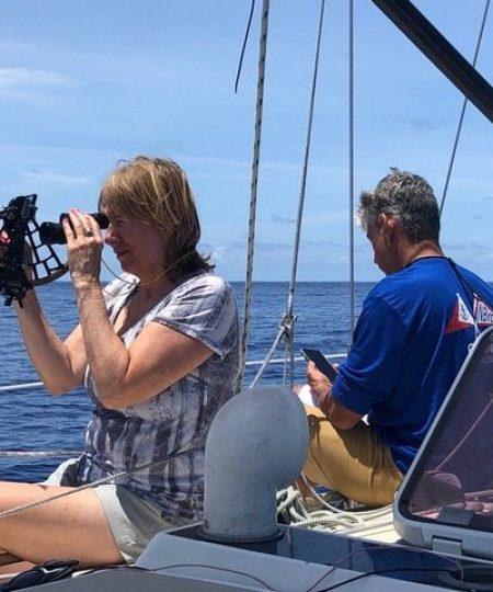 Spice Navigation at Sea